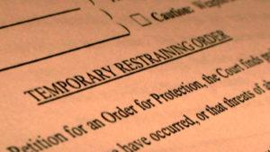 File a Restraining Order Hudson County NJ